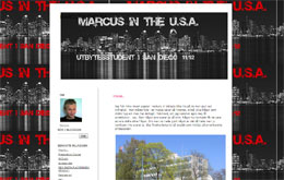 Marcus Ragnemans blogg