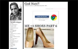 Marika Brobjers blogg