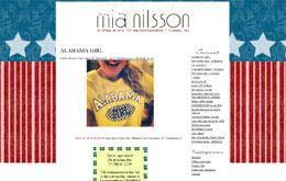 Mia Nilssons blogg