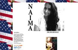 Naima Abdelcaders blogg