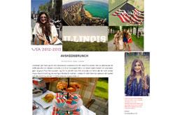 Nicki Dehghanis blogg