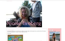 Nicole Brobergs blogg