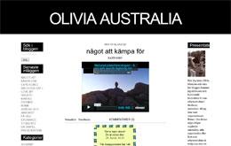 Olivia Modalens blogg