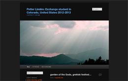 Petter Lindéns blogg