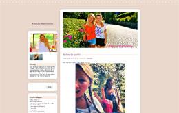 Rebecca Hjertonssons blogg