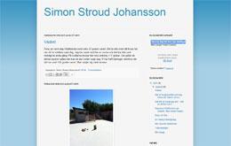 Simon Stroud Johanssons blogg