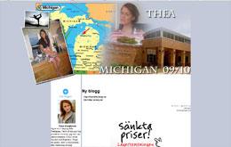 Thea Bengtssons blogg