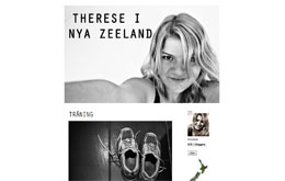 Therese Wetterviks blogg