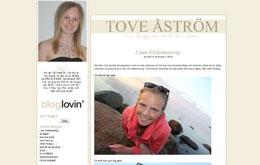 Tove Åströms blogg