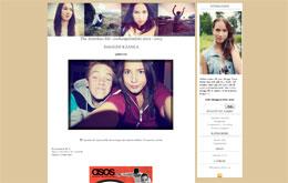 Tove Björsells blogg
