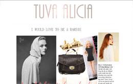 Tuva Alicia Steners blogg