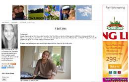 Tova Rooss blogg