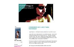 Violet M Pours blogg