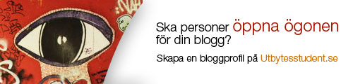 Skapa en bloggprofil