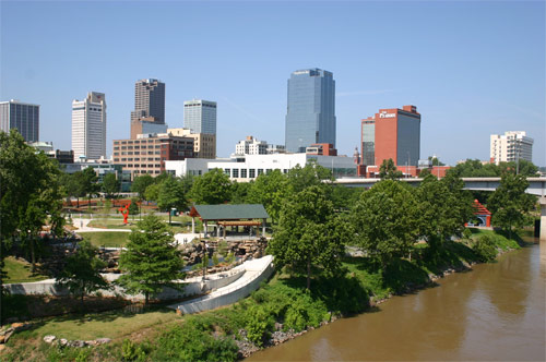 Little Rock i Arkansas