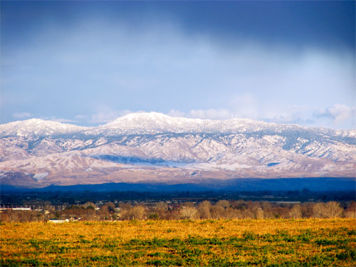 Klippiga bergen Idaho