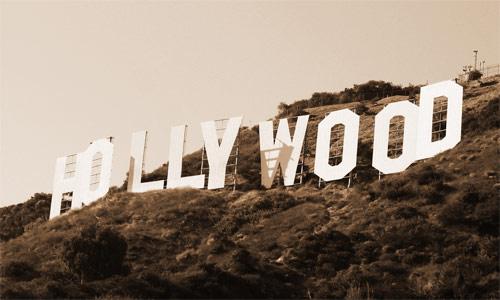 Hollywoodskylt