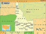 Idaho karta