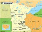 Minnesota karta