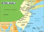New Jersey karta