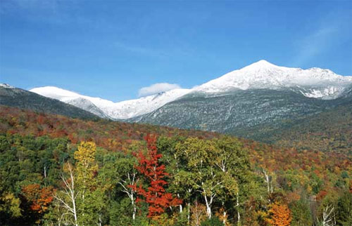 The White Mountains