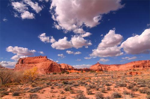 Red Rock i Utah