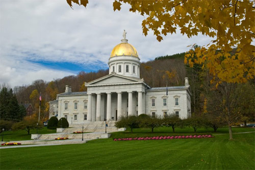 State House Vermont