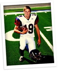 Viktor - Amerikansk Football