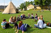 YFU-läger